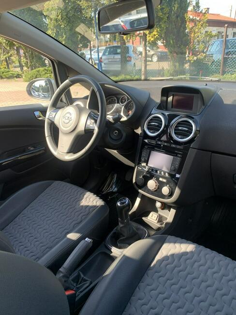 Opel Corsa 100KM Cosmo, Duże radio, Alumy, Salon Polska ,Gwarancja ! Tarnowskie Góry - zdjęcie 11