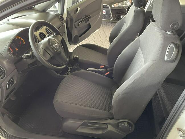 Opel Corsa 1 REJ 2011 ZOBACZ OPIS !! W podanej cenie roczna gwarancja Mysłowice - zdjęcie 7