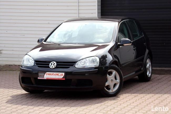 Volkswagen Golf Klimatronic / Gwarancja / 1,4 / 90KM / alu / Mikołów - zdjęcie 3