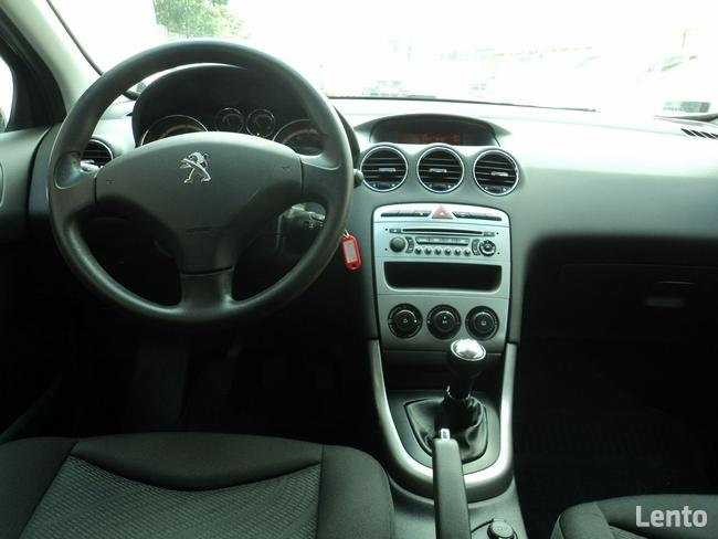 Peugeot 308 SW Lublin - zdjęcie 8