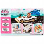 PROMOCJA Samochód dla lalki L.O.L Surprise J.K. R/C Wheels lalka Galiny - zdjęcie 3