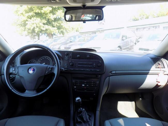 Saab 9-3 !!!Targówek!!! 2.0 Benzyna, 2005 rok produkcji! KOMIS TYSIAK Warszawa - zdjęcie 5