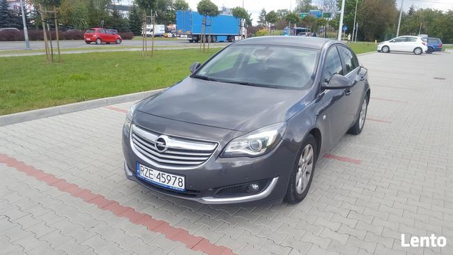 Opel Insignia, Krajowy, Faktura VAT, Automat Malawa - zdjęcie 1