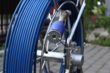przepychanie rur, Wuko Pogotowie kanalizacyjne monitoring kamerą tv Wołomin - zdjęcie 4