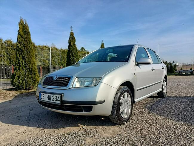 Škoda Fabia 1.4 Klima Comfort Serwis Piekna z Niemiec Radom - zdjęcie 1