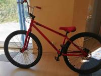 Rower BMX mafiabikes Medusa Czerwony Ustka - zdjęcie 1