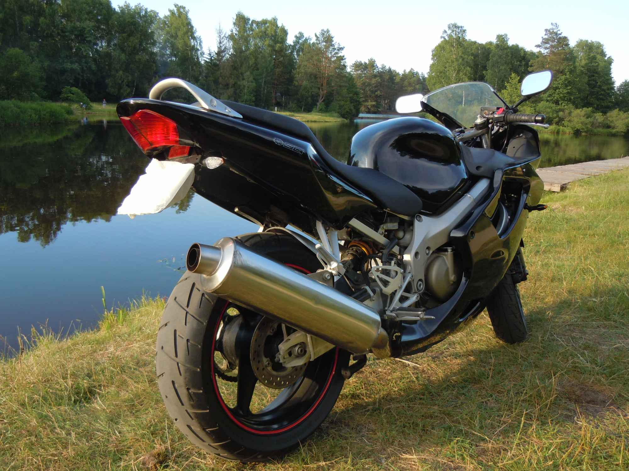 Honda CBR 600 Fi Ropczyce - zdjęcie 3