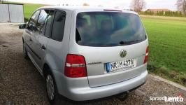Volkswagen Touran 1, 9 TDI Sanok - zdjęcie 4