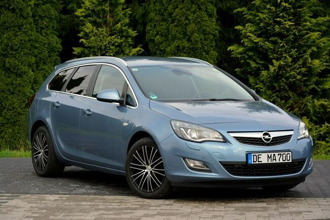 """1.4T(140KM)*Xenon*Navi*Ledy*2xParktronic*Alu 17""""ASO Opel Ostrów Mazowiecka - zdjęcie 9"""