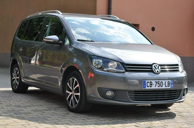 Volkswagen Touran 1,6TDI Nawi  Alum Gwarancja Zabrze - zdjęcie 2