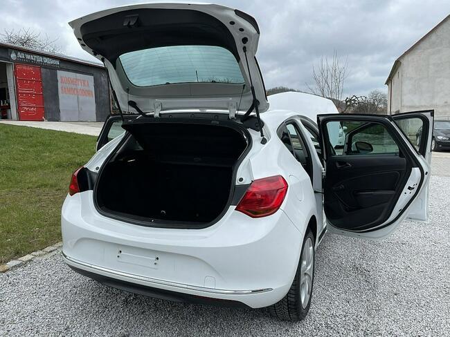 Opel Astra 1.6 Benz. 116KM z Niemiec, Biała, Lift 2013! Strzegom - zdjęcie 11