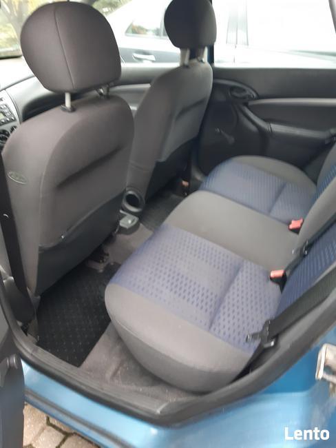 Sprzedam Ford Focus 1.8 TDDI, 2001r. Łomża - zdjęcie 11