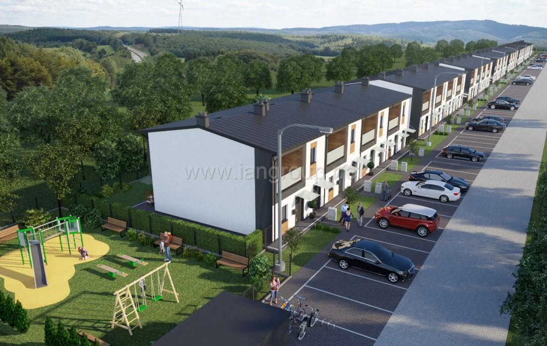 Nowe mieszkania z ogródkiem - Rzeszów - Zaczernie - 53,34m2 - 1538/M Rzeszów - zdjęcie 4