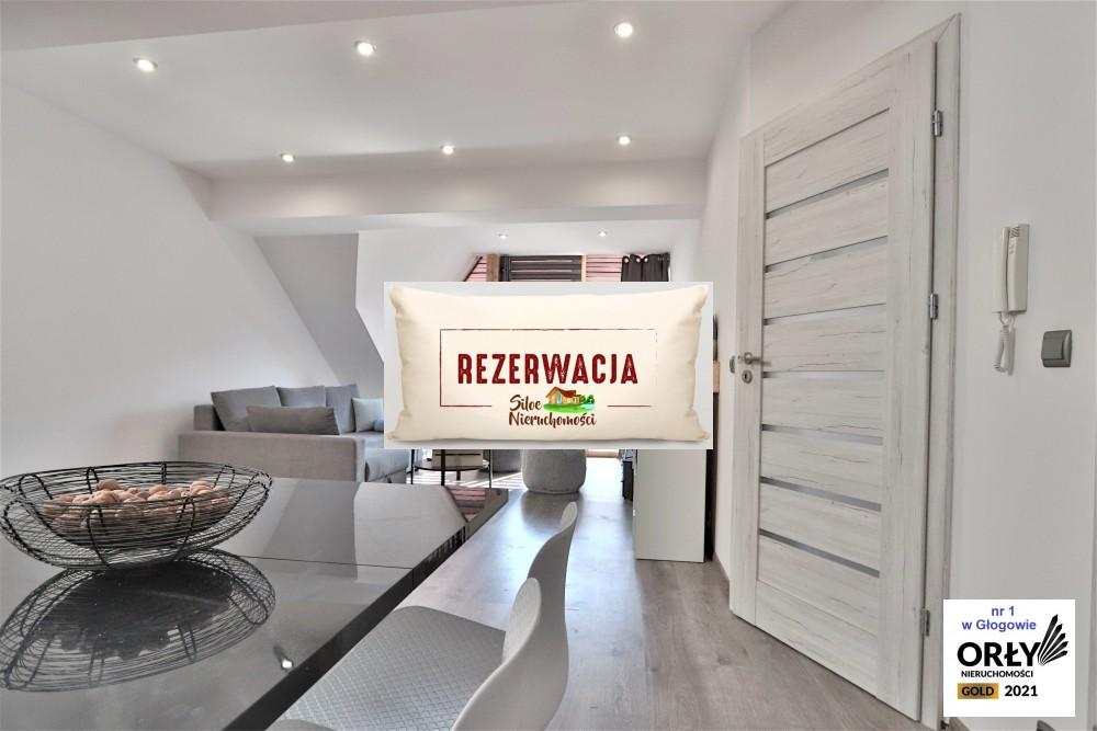 Unikatowe 2 poziomowe mieszkanie na Starym Mieście Głogów - zdjęcie 1
