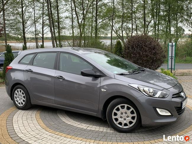 Hyundai i30 1.4 CRDi - Salon PL Serwisowany w ASO Skępe - zdjęcie 3