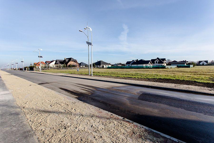 Świdnik, działka budowlana, 1120m2, asfalt Świdnik - zdjęcie 2