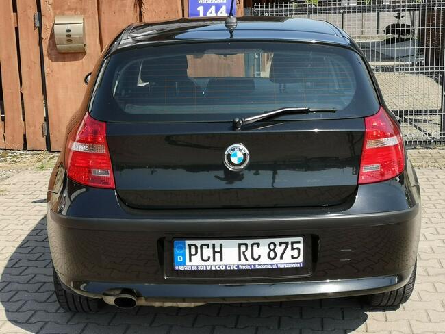 BMW 116 2009, Klimatronik, Przebieg Tylko 132tyś km, Z Niemiec Radom - zdjęcie 5