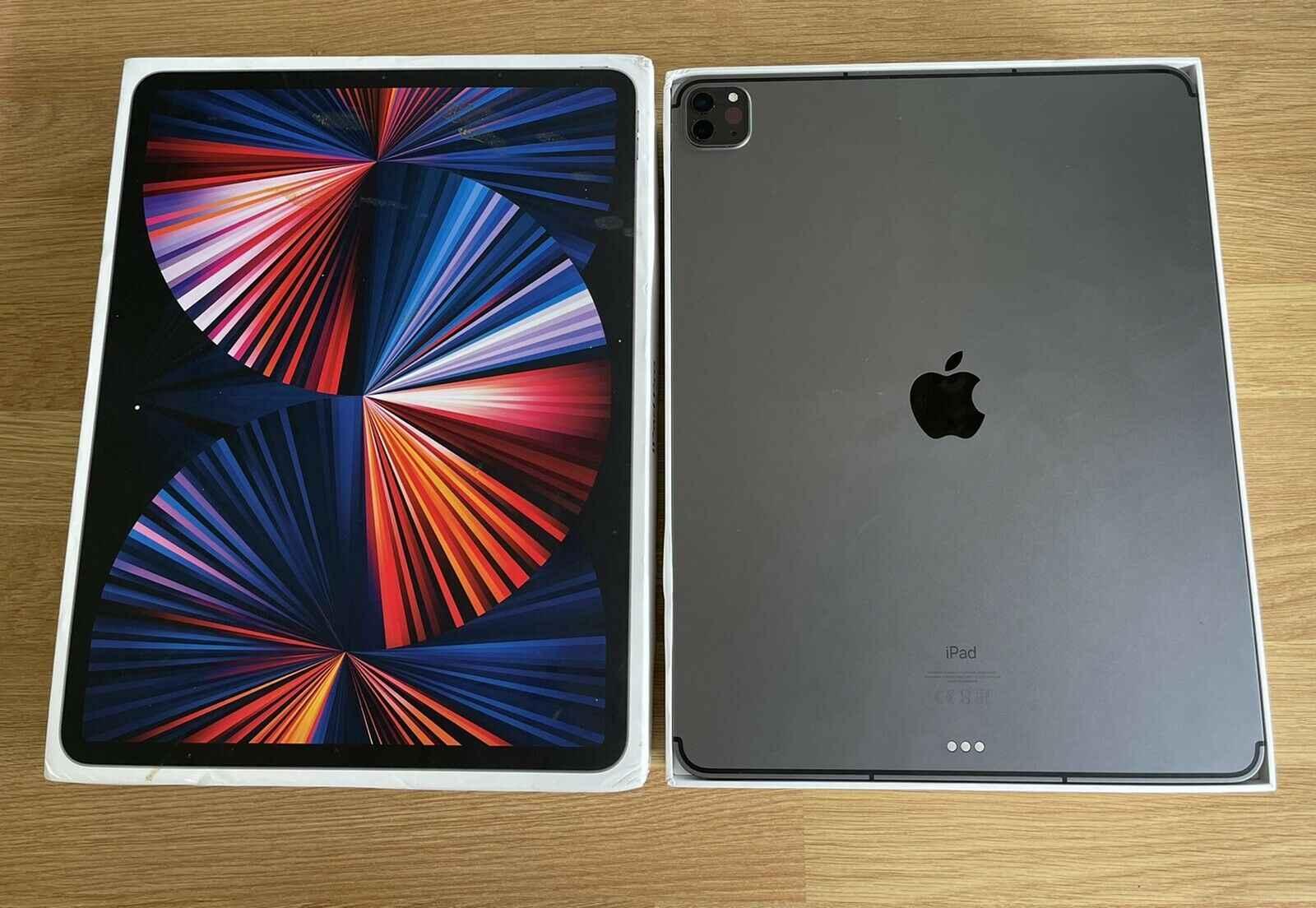Apple iPad Pro 12.9 inch 5th Gen  M1 chip 2021 model Wi-Fi + Cellular Białołęka - zdjęcie 1