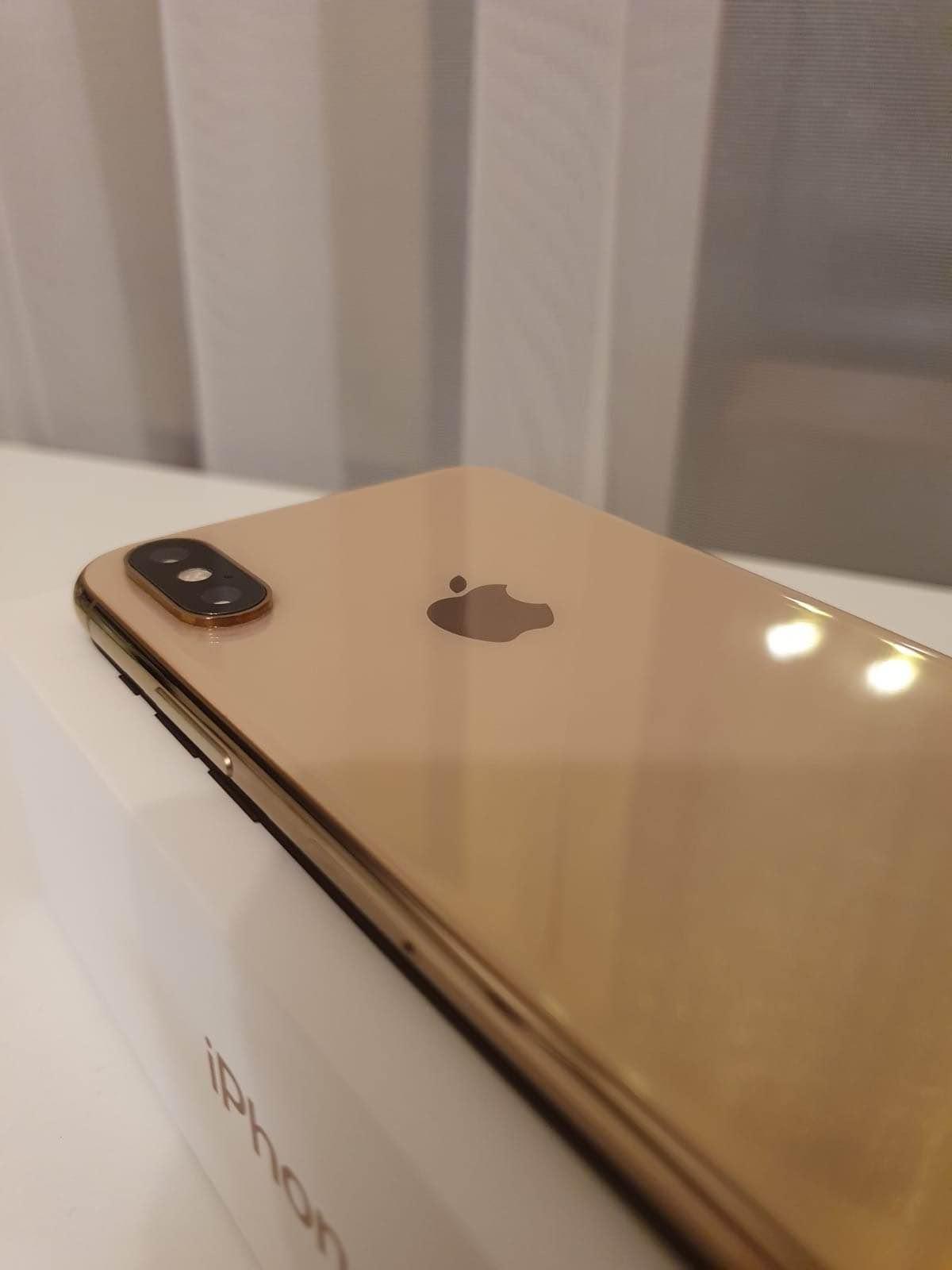 iPhone xs stan idealny rose gold Szydłowiec - zdjęcie 4