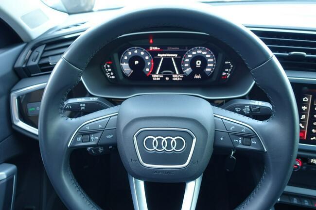 Audi Q3 150KM, Aktywny Tempomat, LED, Virtual, Smartphone Intrerface Gdynia - zdjęcie 9