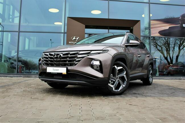 Hyundai Tucson 1.6 T-GDI 150 KM 7DCT Platinum! 48V Mild Hybrid ! Łódź - zdjęcie 2