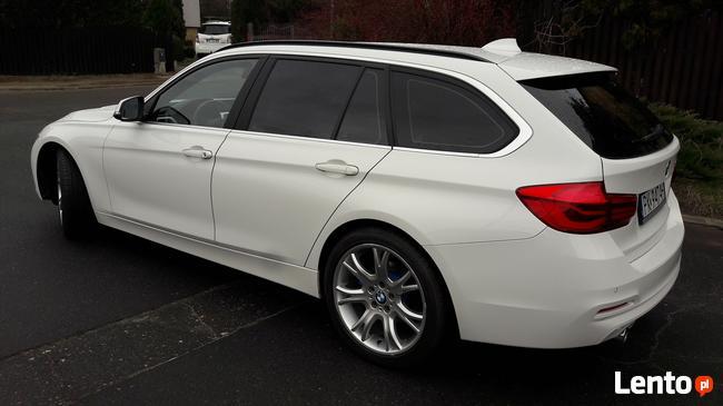 BMW 3 F30 Diesel.20l 150 KM. lift Kalisz - zdjęcie 5