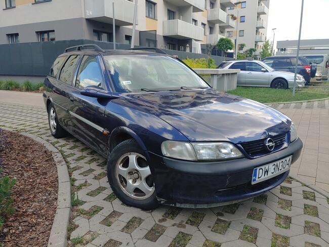 Opel Vectra B 1.6 benz // Klima // Alu // NOWY PRZEGLĄD Psie Pole - zdjęcie 7