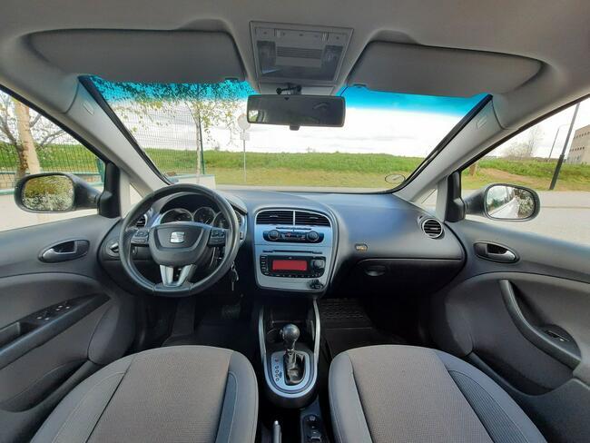 Seat Altea 1.9Tdi*09/10r*DSG*Nowy Model*Gwarancja*Rata 375zł Śrem - zdjęcie 8