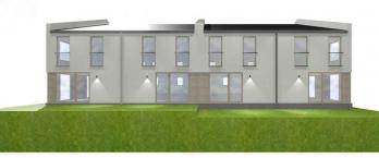 Nowy segment domu na Warszewie Szczecin - zdjęcie 1
