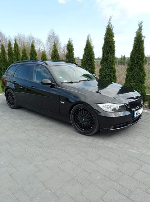 BMW Seria 3 320d 2008 r. Ostrołęka - zdjęcie 4