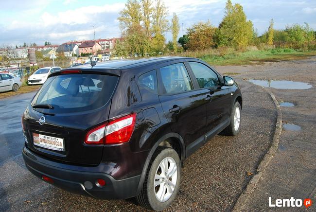Nissan Qashqai Jak nowe 4x4 Siedlce - zdjęcie 5