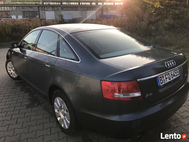 Audi A6 C6 2.4 Śródmieście - zdjęcie 3