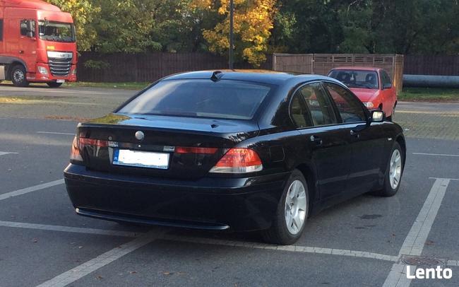 Sprzedam BMW seria 7 z 2004 roku, super stan Kobyłka - zdjęcie 4