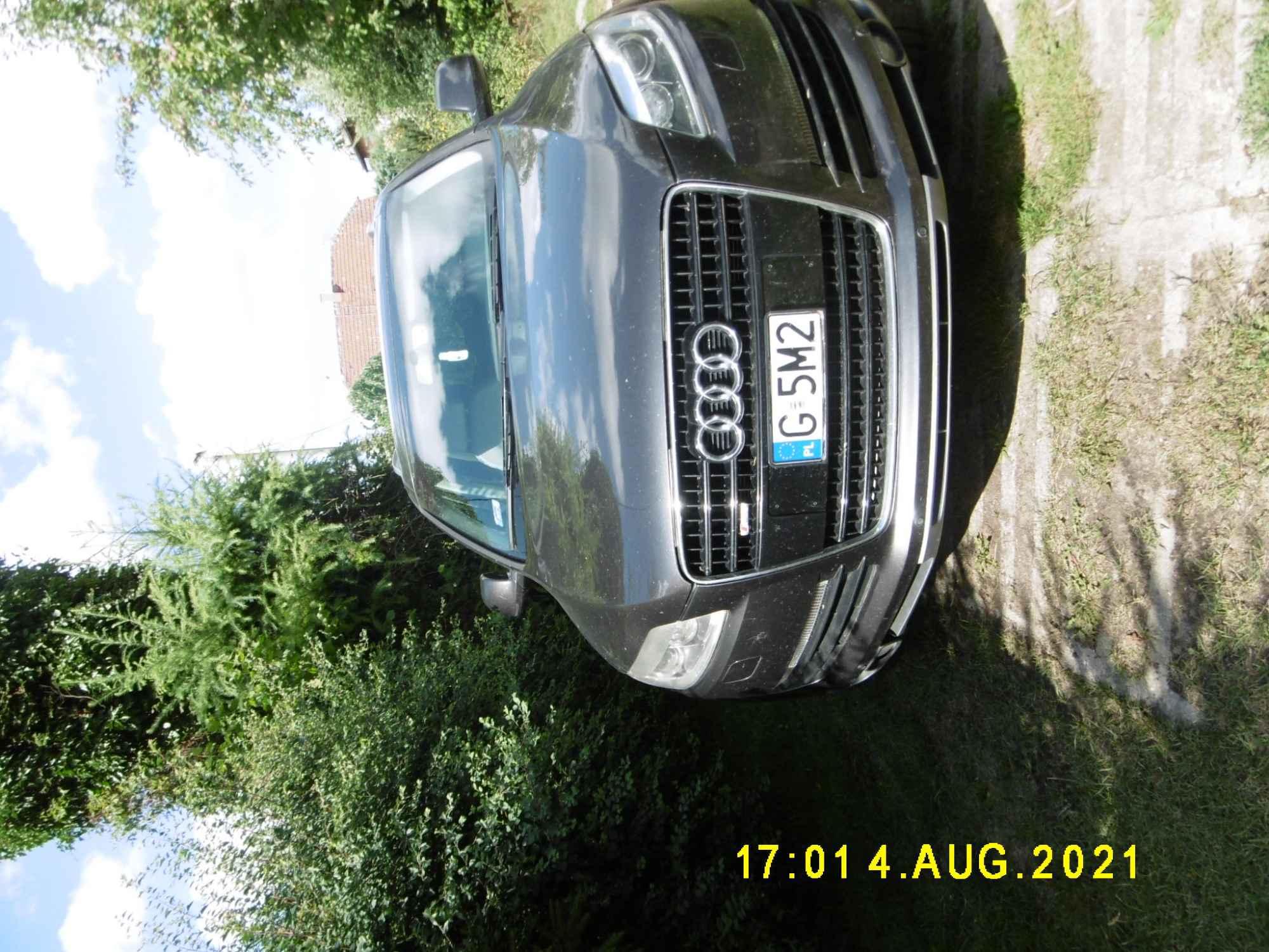 Sprzedam samochód osobowy  AUDI Q7 05-09 typ Q7 4,2 FSI QUATTRO Słupsk - zdjęcie 1