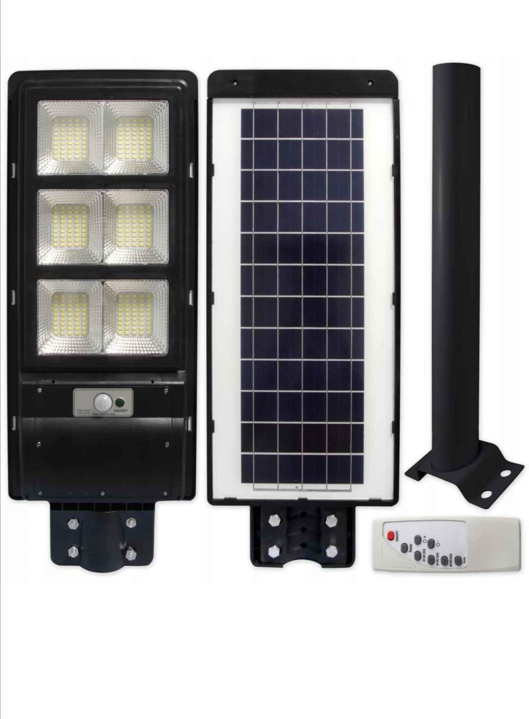 Lampy Solarne uliczne duze i male Konin - zdjęcie 3