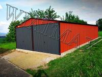 Garaze blaszane, blaszaki, schowki budowlane, wiaty, hale. Kielce - zdjęcie 3
