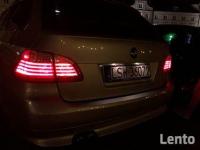 BMW E61 530XD LCI Polift Skóra DVD 4x4 BIXENON Duża navi Led Świdnik - zdjęcie 8