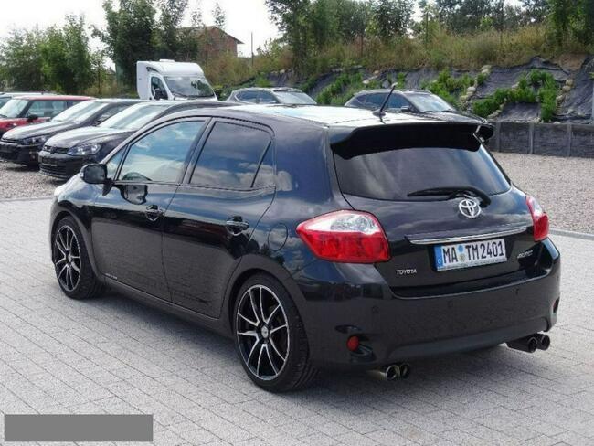 Toyota Auris 1.6 Benz. 132KM Klimatronic Bezwypadkowy Zadbany Opłacony Kościerzyna - zdjęcie 9