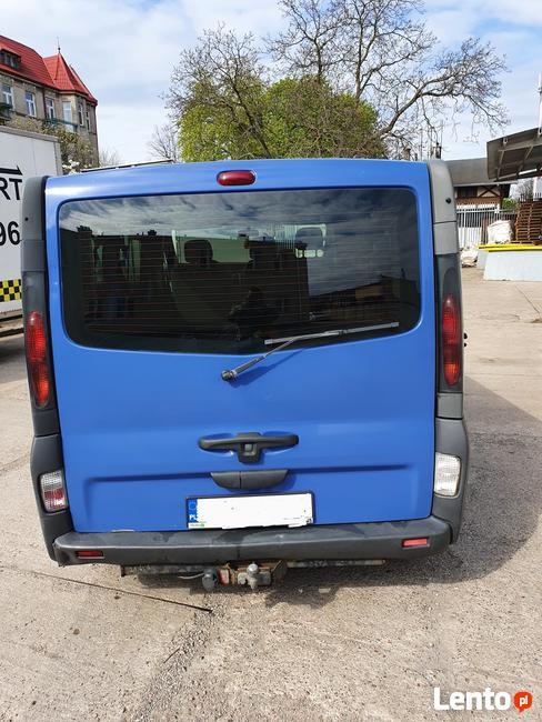 Opel Vivaro 9 osób Long Gdańsk - zdjęcie 3