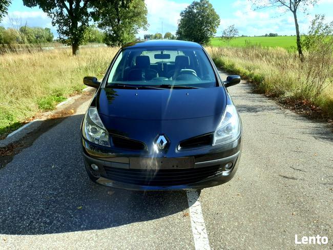 Renault Clio 3 1.2 benzyna 2009r. Niski przebieg!! Czarnków - zdjęcie 5