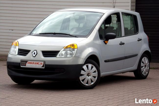 Renault Modus Klima / I właściciel / 1,2 / 75KM / 2006/56000km Mikołów - zdjęcie 4