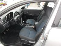 Mazda 3 Opłacona Zdrowa Zadbana Serwisowana Klimatyzacją 1Wł 100 Aut Kisielice - zdjęcie 7