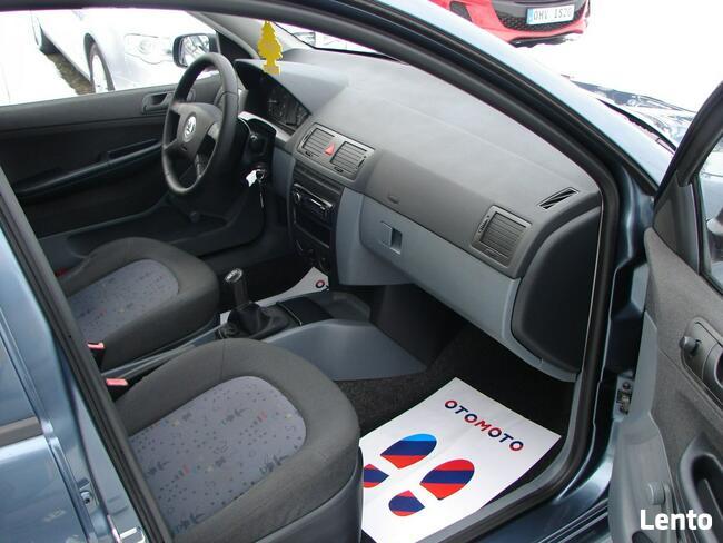 Škoda Fabia 1.2 HTP 65 KM Salon PL Piła - zdjęcie 11