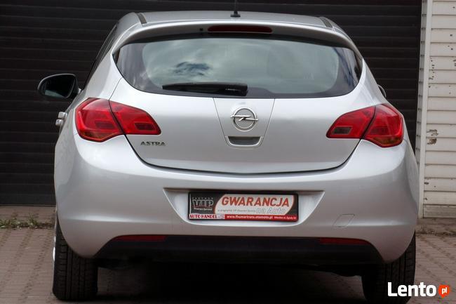 Opel Astra Raty Bez Bik / Gwarancja / 1,6 / 115KM / 2010r Mikołów - zdjęcie 8