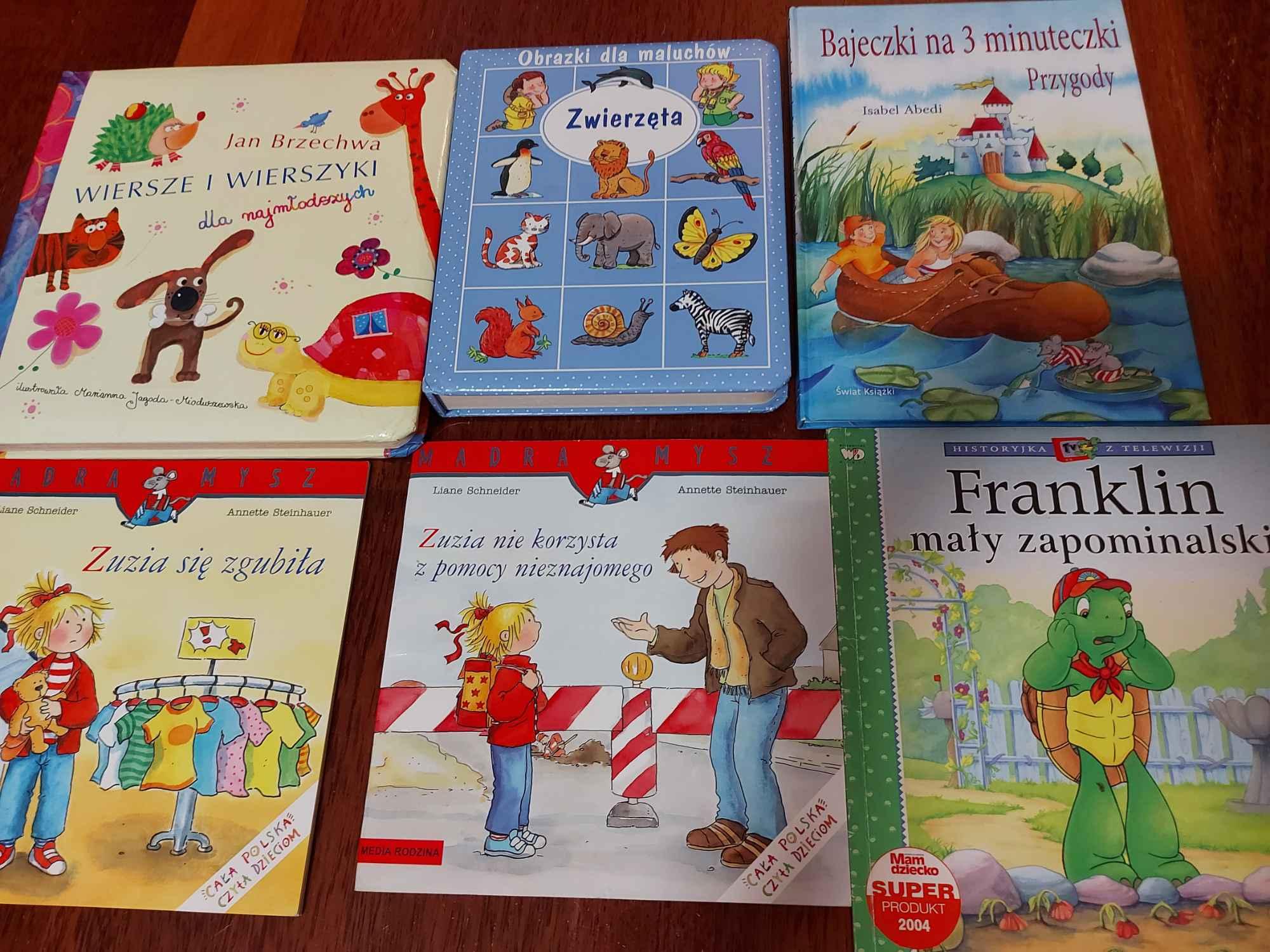 Książki dla dzieci Wilanów - zdjęcie 1