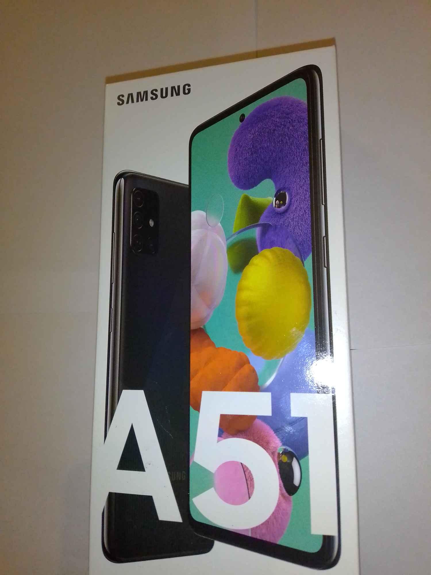 Sprzedam telefon NOWE SAMSUNG A51 Trzebania - zdjęcie 1