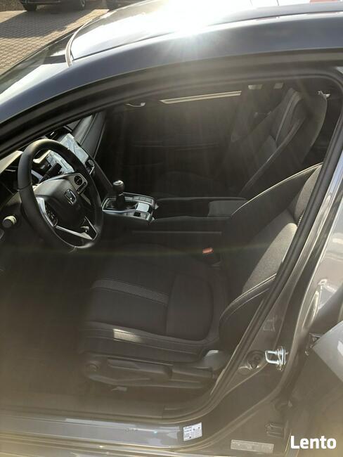 Honda Civic Przedłużona 1 rok gwarancja 1.5 MT Turbo Elegance Kraków - zdjęcie 10