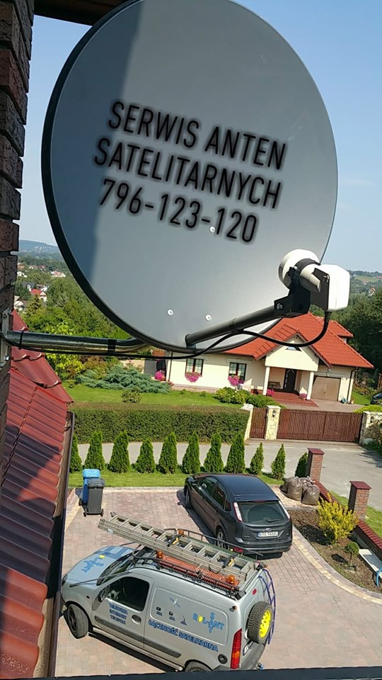 Ustawianie, montaż i naprawa anten tv-sat NC PLUS POLSAT naziemna Nowy Sącz - zdjęcie 1