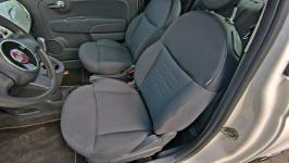 Fiat 500 Salon Automat Panorama Benzyna Błonie - zdjęcie 10