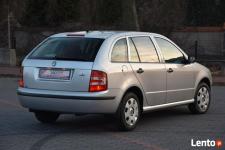 Škoda Fabia 1.2 12v 2007r. SALON Klima Polecam Kampinos - zdjęcie 4